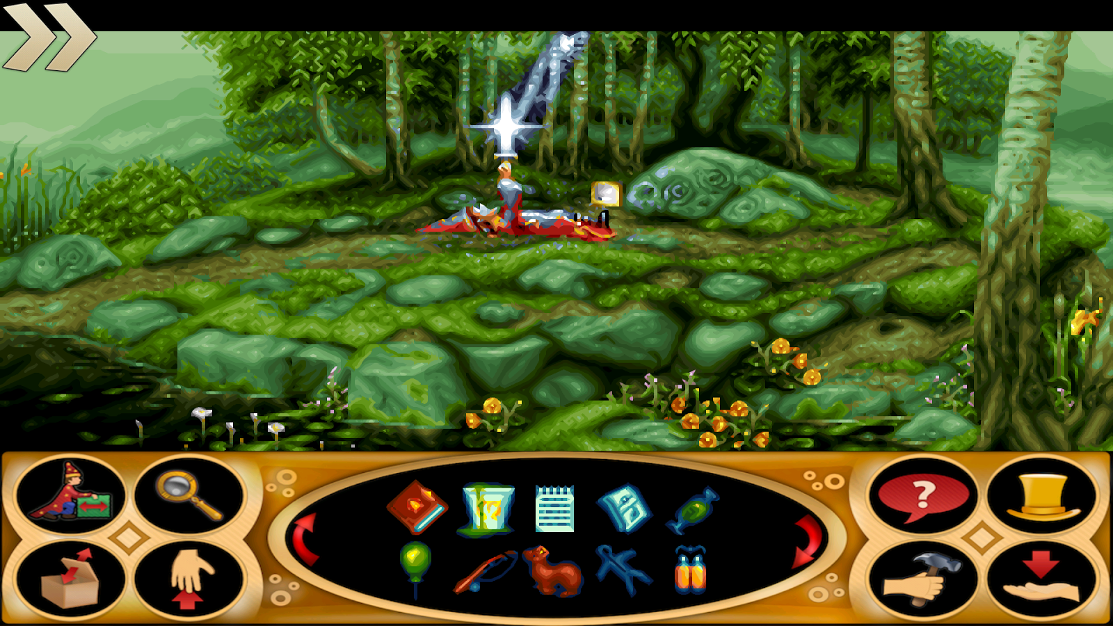 Simon the Sorcerer 2- screenshot