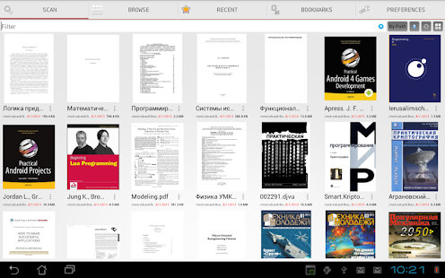 PRO PDF Reader - screenshot thumbnail