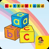 Letterland Word Builder