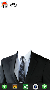 Suits Men Photo Effects screenshot 0
