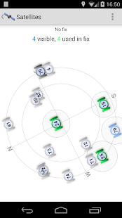 GPS Essentials Screenshot