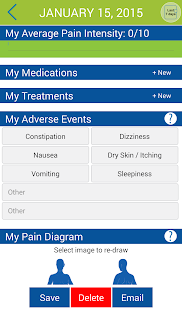 My Opioid Manager- screenshot thumbnail