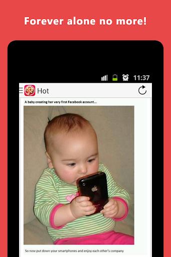 玩娛樂App|Funny Pics & Jokes - FunnyCoCo免費|APP試玩