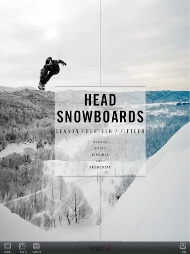 HEAD catalogs