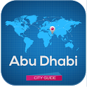Abu Dhabi Guide Hotels Weather icon