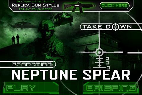Takedown: Neptune Spear- screenshot