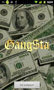 Gangsta Live Wallpapers- screenshot thumbnail