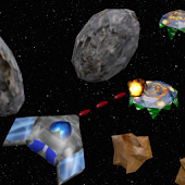 Space Asteroid Invaders