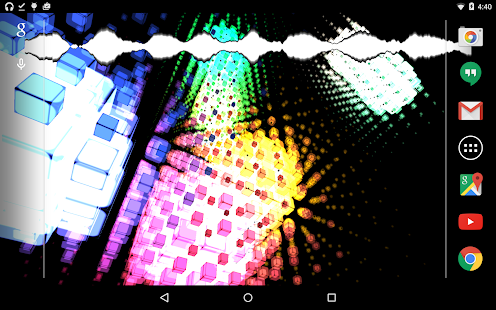 Cubic Patterns LWP Lite- screenshot thumbnail
