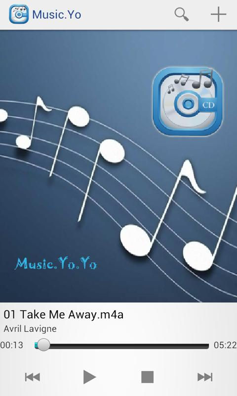 Music.Yo.Yo - screenshot