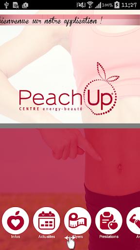Peach up ville d'avray
