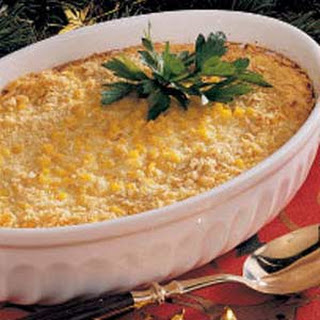 Scalloped Corn With Crackers Recipes.