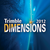Trimble Dimensions 2012
