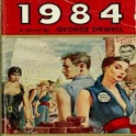1984  by George  Orwell icon