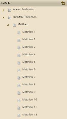 La Bible David Martin - screenshot