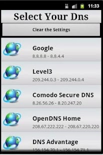 Change Dns APK for Blackberry | Download Android APK GAMES