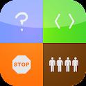 TapTip - 4 Player Quiz icon