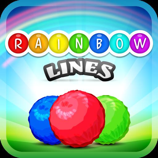 Rainbow Lines 解謎 App LOGO-APP試玩