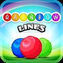 Rainbow Lines icon