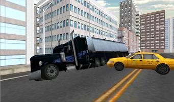 Screenshot of Taxi Parking 3D