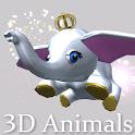 3D Animals LWP Free icon