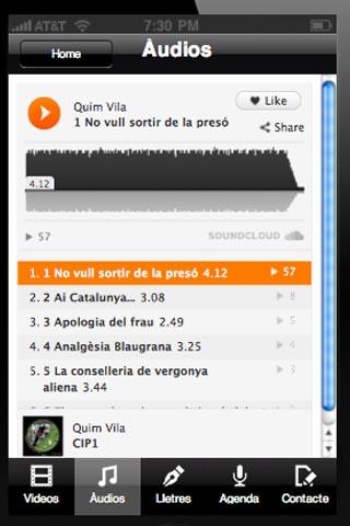 Quim Vila- screenshot