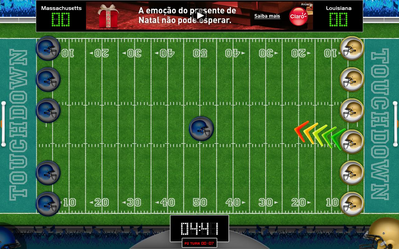 Button Football - screenshot