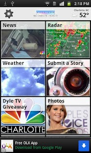 WCNC Charlotte News - screenshot thumbnail