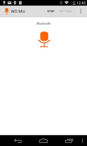 WO Mic Pro Screenshot