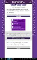 Screenshot of FREE daily Horoscope for Tab
