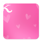 keeworld Theme: Girls Pink icon