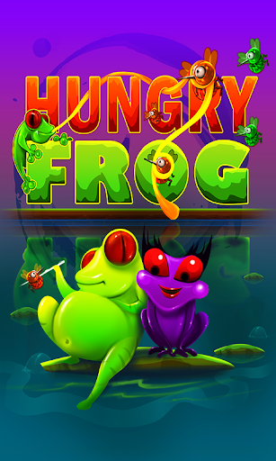 Hungry Frog Free