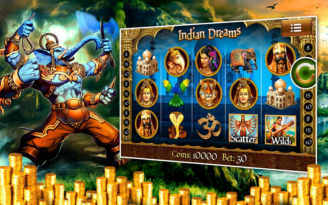 Indian dreaming slot machine free play