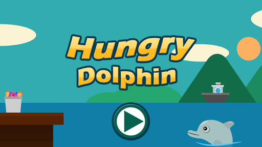 玩休閒App|給飢餓的海豚 ( Hungry Dolphin )免費|APP試玩