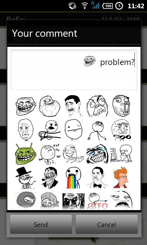 Memedroid - screenshot