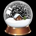 Christmas Snow Full logo
