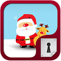 Snow Slide Lock Screen icon