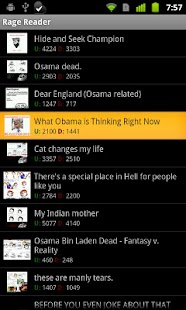 App Rage Comics Reader APK for Windows Phone