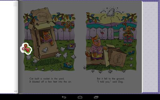 【免費書籍App】Space Cat - Kids Storybook-APP點子