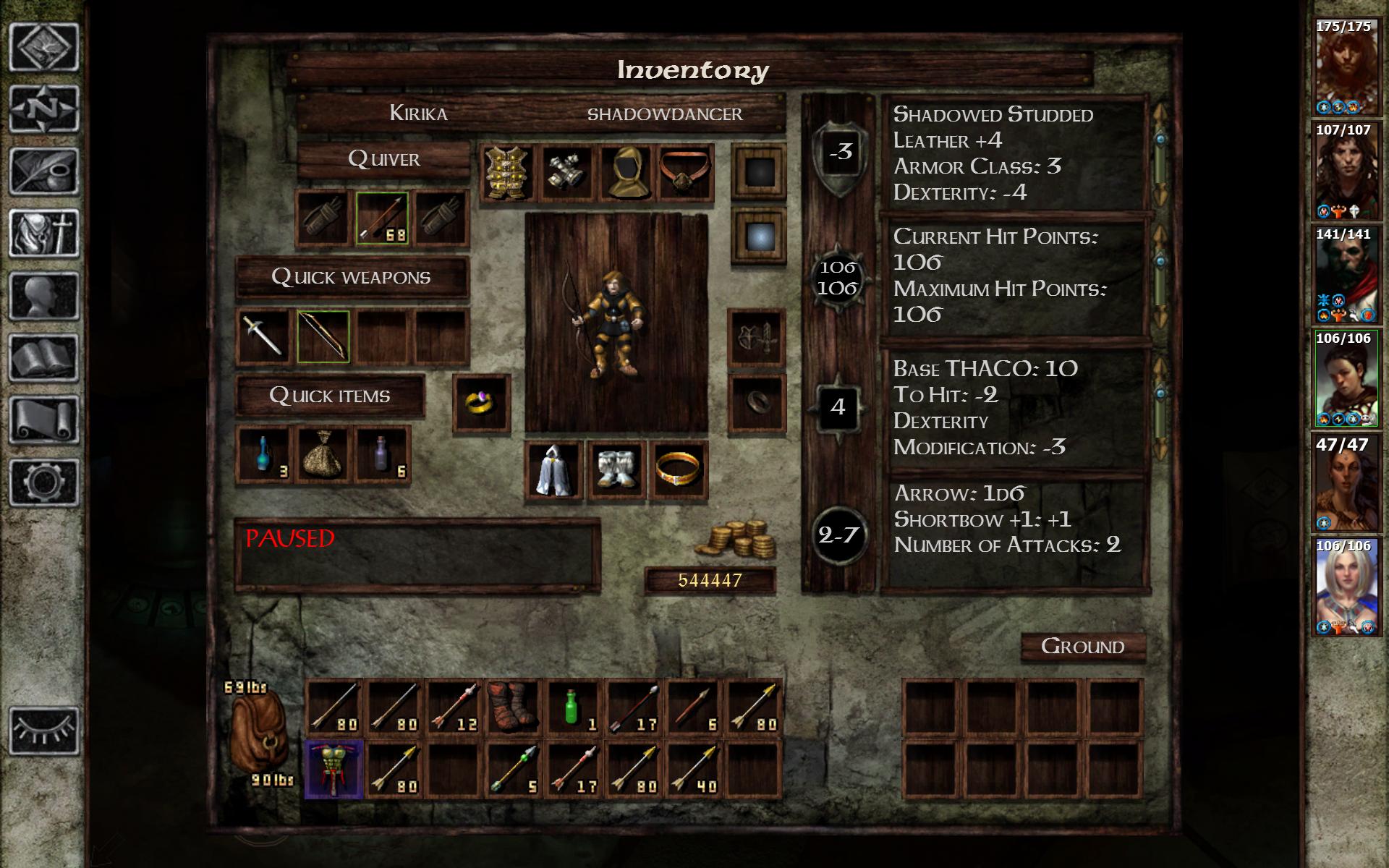 Icewind Dale: Enhanced Edition screenshot #24