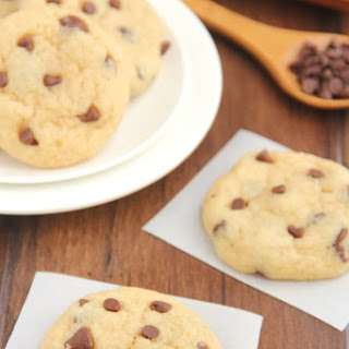The Ultimate Healthy Soft & Chewy Chocolate Chip Cookies