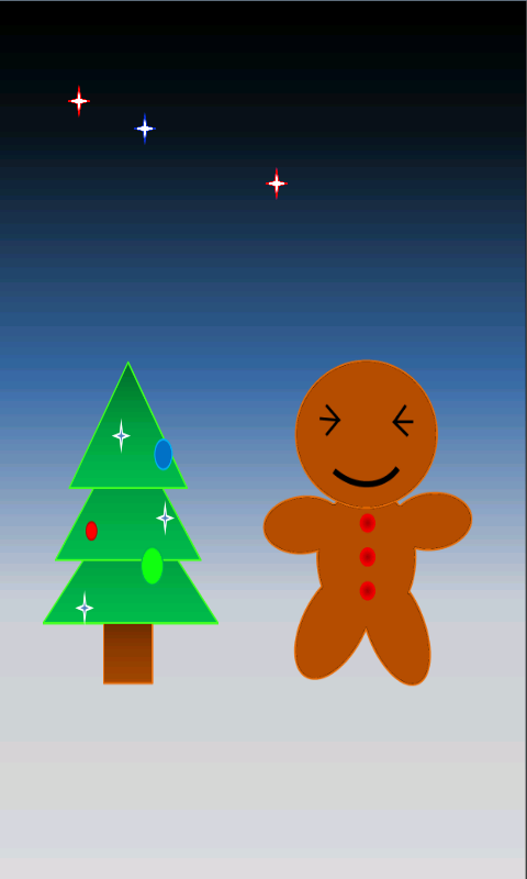 Happy Gingerbread Man - screenshot