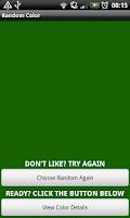 Screenshot of Color Detective Lite