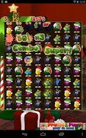 Screenshot of Jewels? Fruits! Xmas