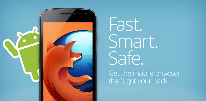 Mozilla Firefox  14.0.1 Final - Android
