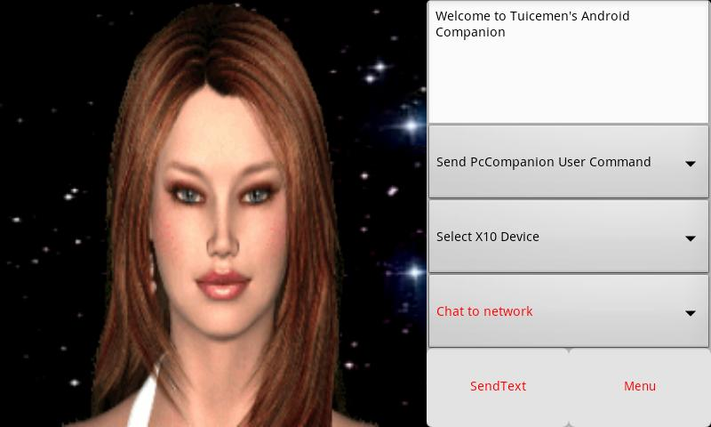 Tuicemen's Android Companion - screenshot