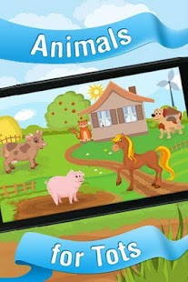 Animals for Tots - screenshot thumbnail