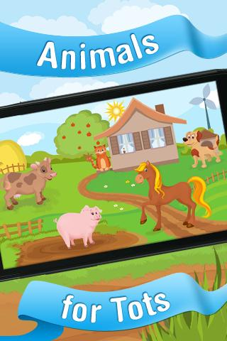 Animals for Tots - screenshot