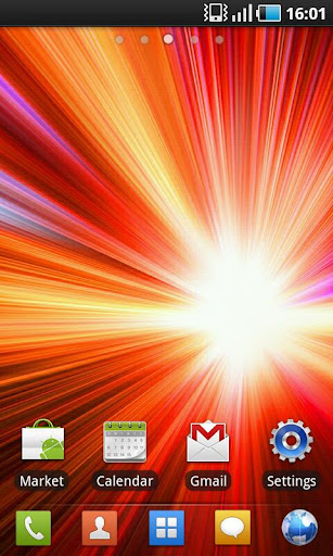 Galaxy S2 theme Go Launcher EX v1.1
