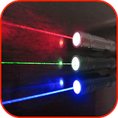 Laser Flash Light
